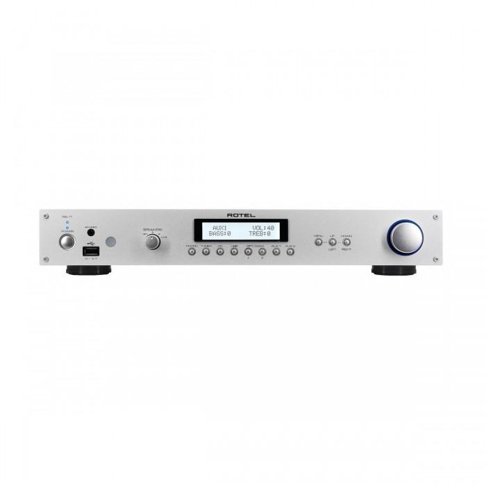 Тюнер AM/FM Rotel RT-11 Silver