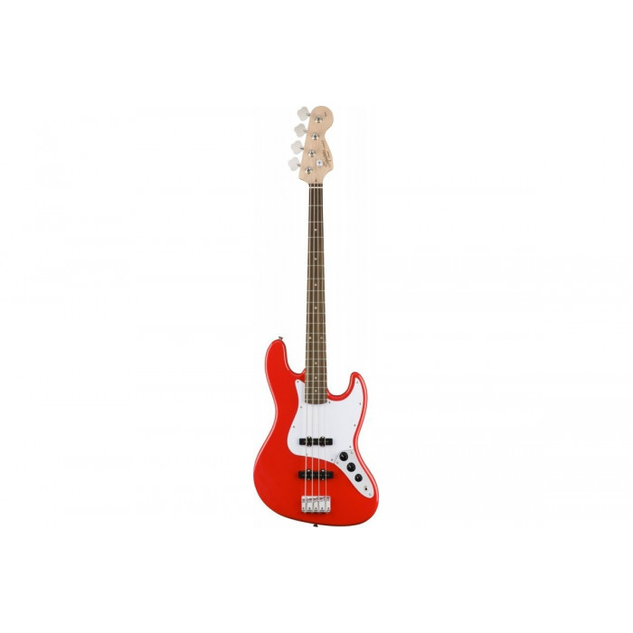Бас-гитара Squier By Fender AFFINITY JAZZ BASS LRL RACE RED