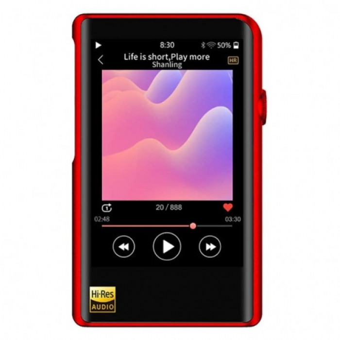 Shanling M2X Red
