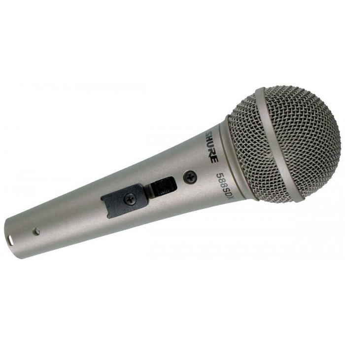 Микрофон диспетчера Shure 588SDX