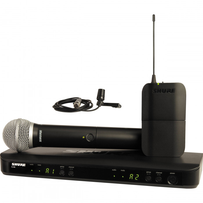 Радиомикрофонная система Shure BLX1288ECVL