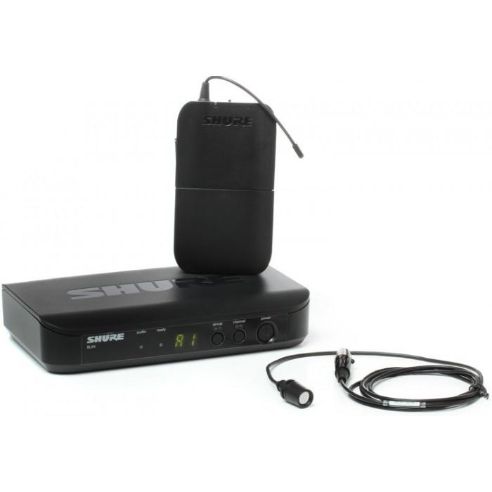 Радиомикрофонная система Shure BLX14ECVL