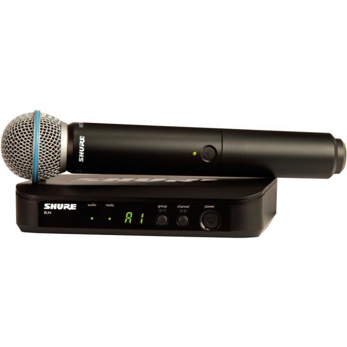 Радиомикрофонная система Shure BLX24EBeta58