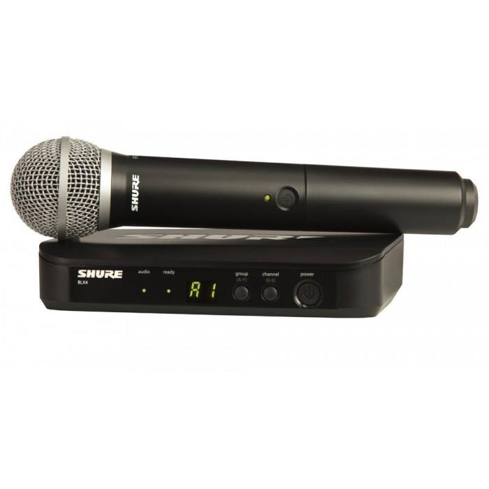 Радиомикрофонная система Shure BLX24EPG58