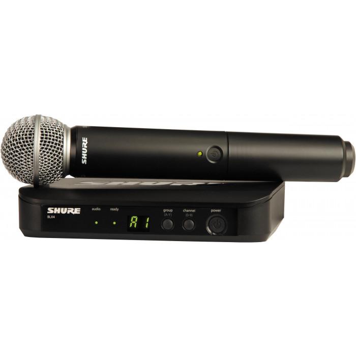 Радиомикрофонная система Shure BLX24ESM58