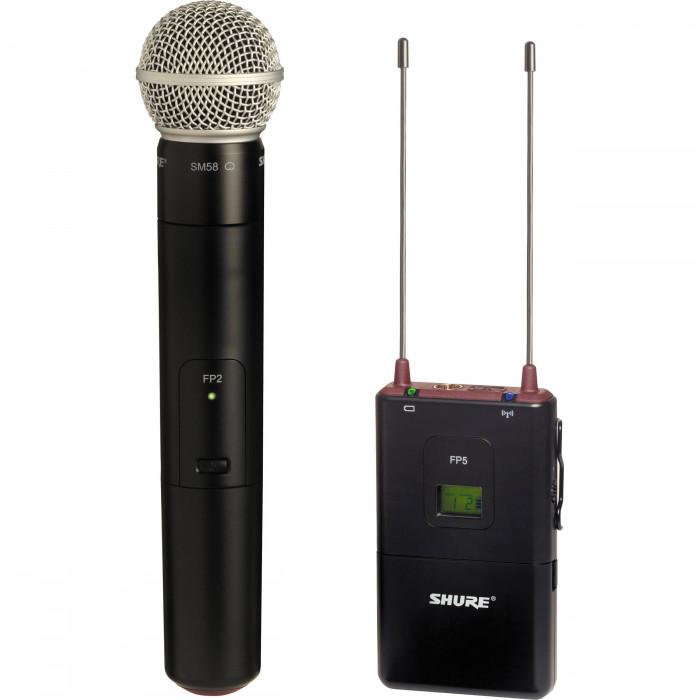 Радиомикрофонная система Shure FP25SM58