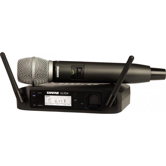 Радиомикрофонная система Shure GLXD24ESM86