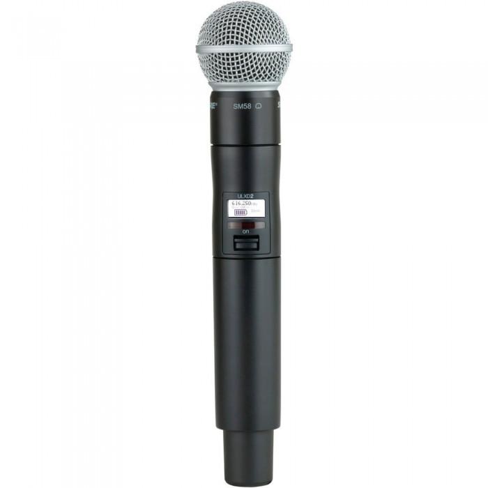 Радиомикрофон Shure GLXD2B58