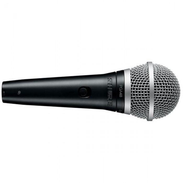 Вокальный микрофон Shure PGA48QTR