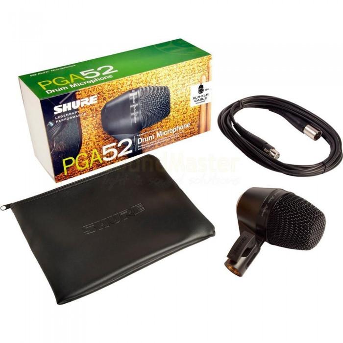 Инструментальный микрофон Shure PGA52XLR