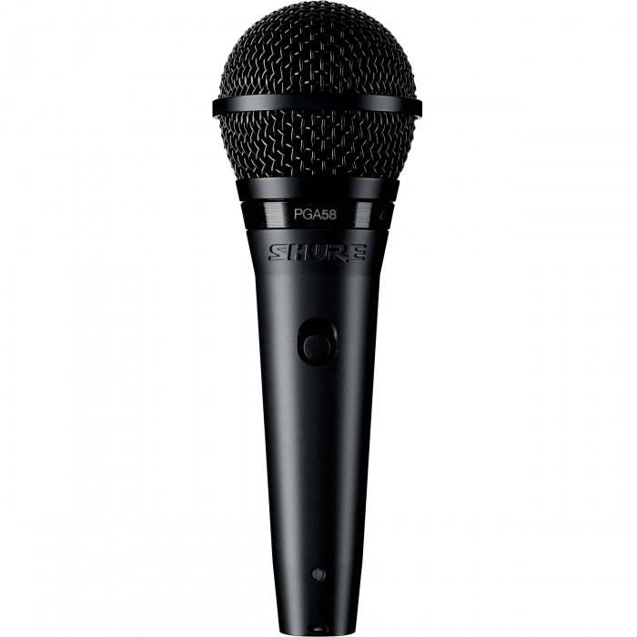 Вокальный микрофон Shure PGA58XLR