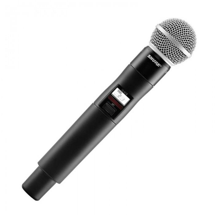 Радиомикрофон Shure QLXD2SM58