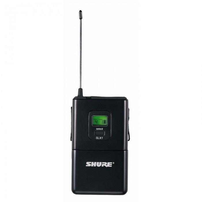 Портативный радио передатчик Shure SLX1R5