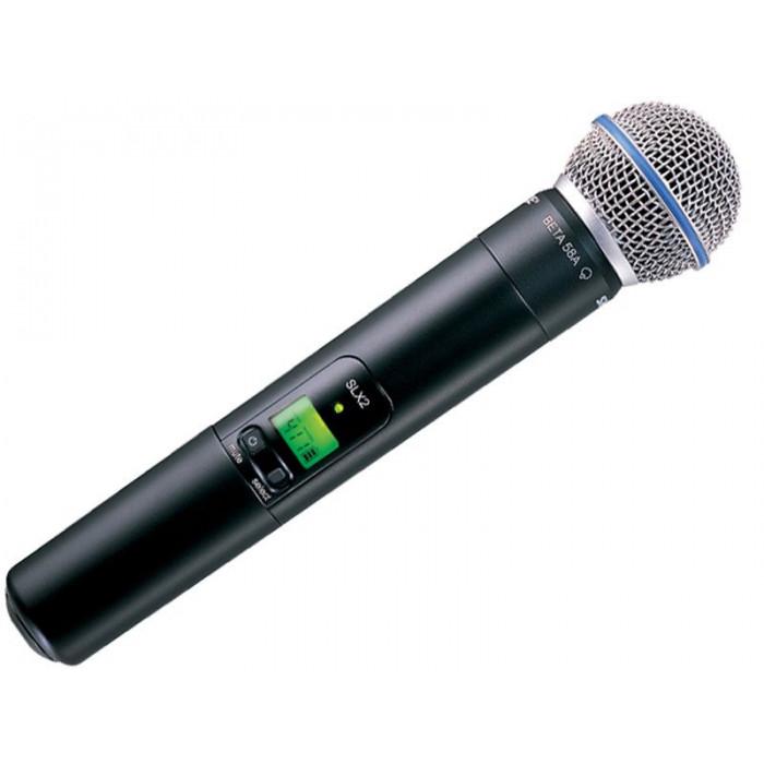 Радиомикрофонная система Shure SLX2BETA58R5