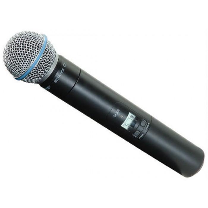 Радиомикрофонная система Shure SLX2BETA58S6
