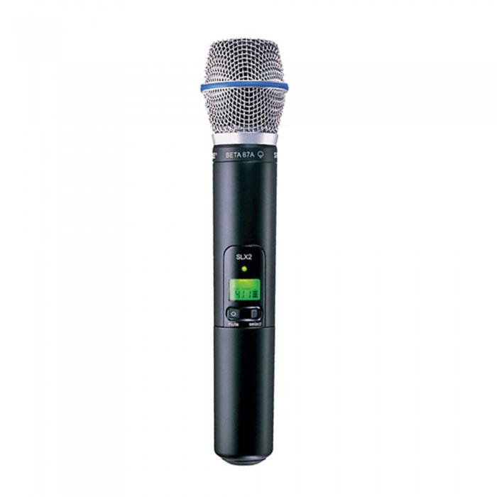 Радиомикрофонная система Shure SLX2BETA87AR5
