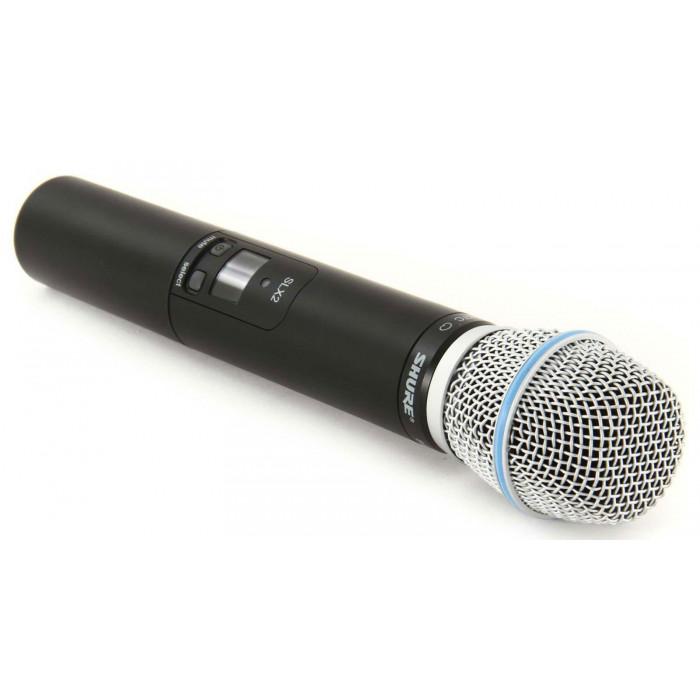 Радиомикрофонная система Shure SLX2BETA87CR5