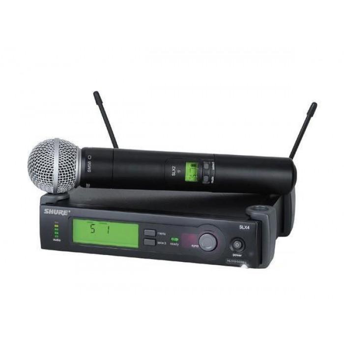 Радиомикрофонная система Shure SLX2SM58R5