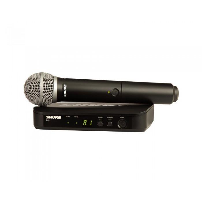 Радиомикрофонная система Shure SLX2SM58S6
