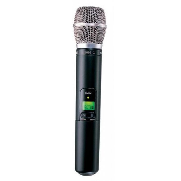 Радиомикрофонная система Shure SLX2SM86R5