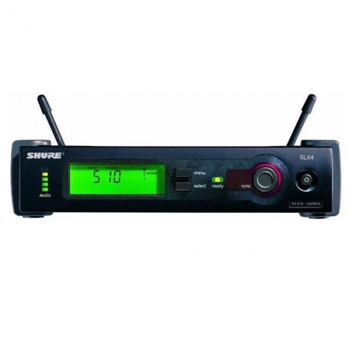 Радио приемник Shure SLX4ER5