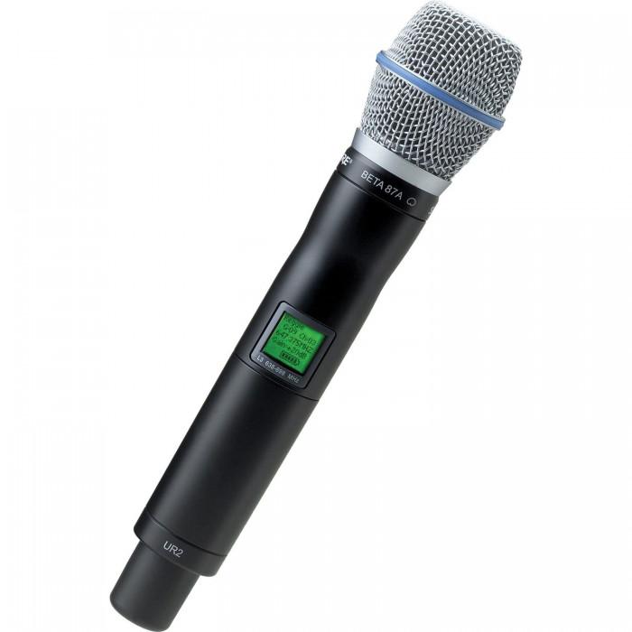 Радиомикрофон Shure UR2BETA87AJ5E