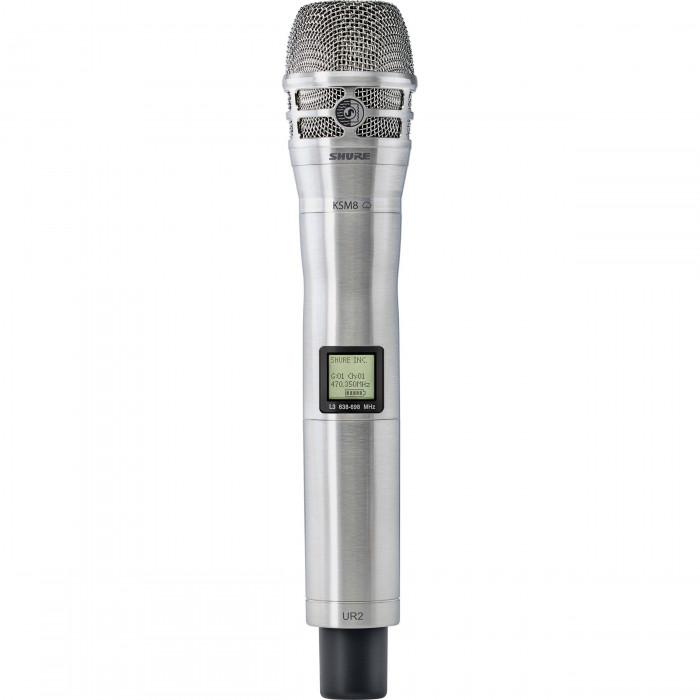 Радиомикрофон Shure UR2K8N