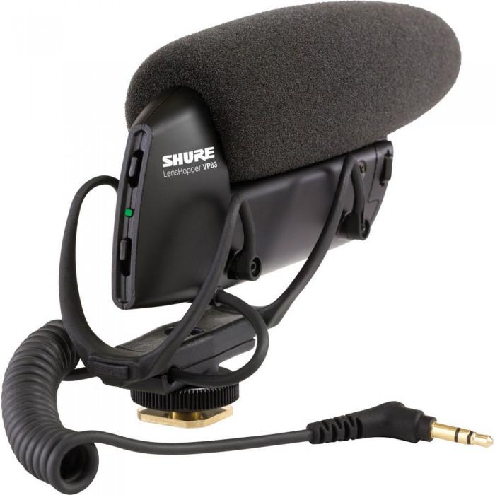 Микрофон специального назначения Shure VP83