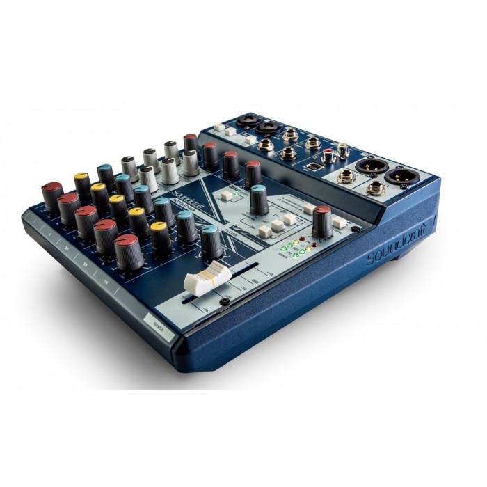 Пассивный микшерный пульт Soundcraft Notepad-8FX
