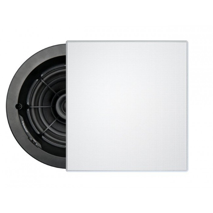 SpeakerCraft PROFILE CRS6 AIM7 SQ GRILLE White