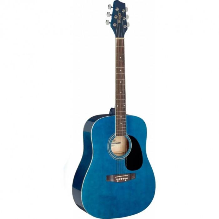 Акустическая гитара Stagg SA20D BLUE