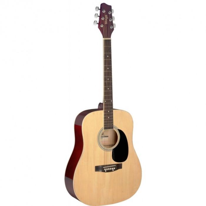Акустическая гитара Stagg SA20D NAT
