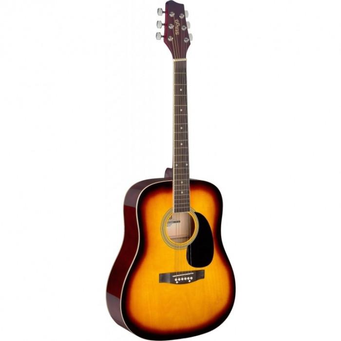 Акустическая гитара Stagg SA20D SNB