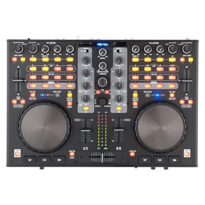 DJ Контроллер Stanton DJC4
