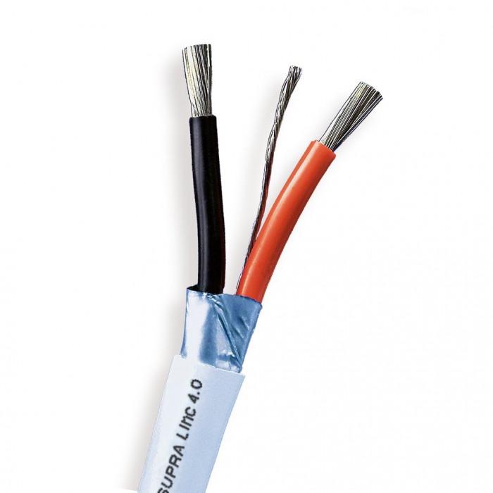 Акустический кабель Supra Linc 2X2.5 Blue B100