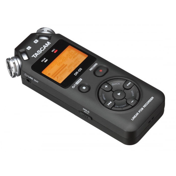 Портативный PCM/MP3 рекордер TASCAM DR-05