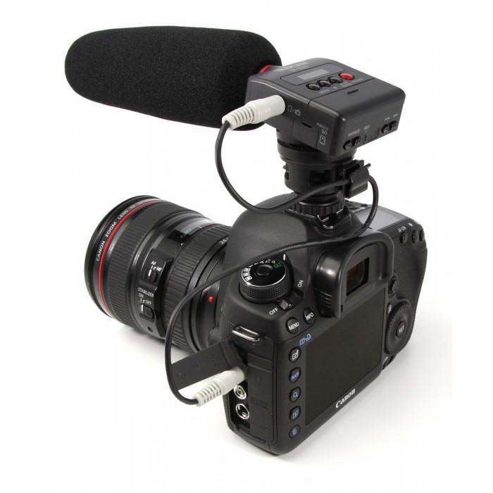 Аудио рекордер с микрофоном пушкой TASCAM DR-10SG