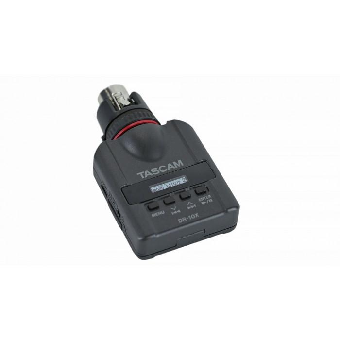 Портативный аудио рекордер TASCAM DR-10X