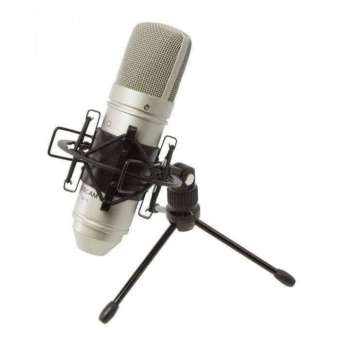 Студийный микрофон TASCAM TM-80