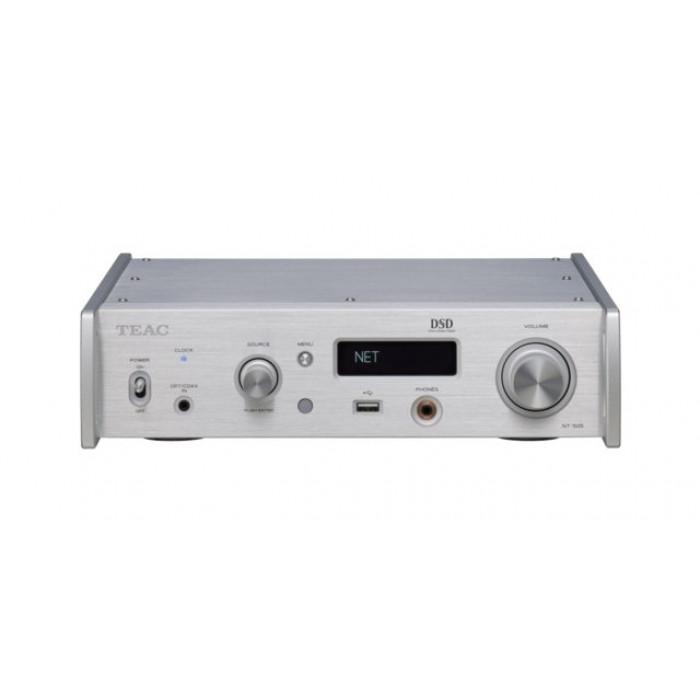 Сетевой плеер TEAC NT-505 Silver