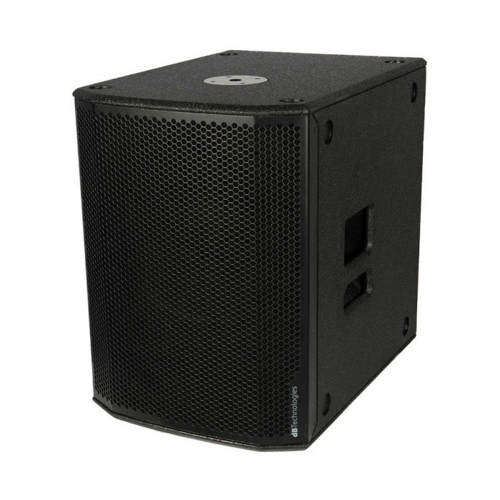 Активный сабвуфер dB Technologies SUB 615 Black