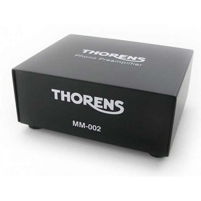 Thorens MM 002 Black
