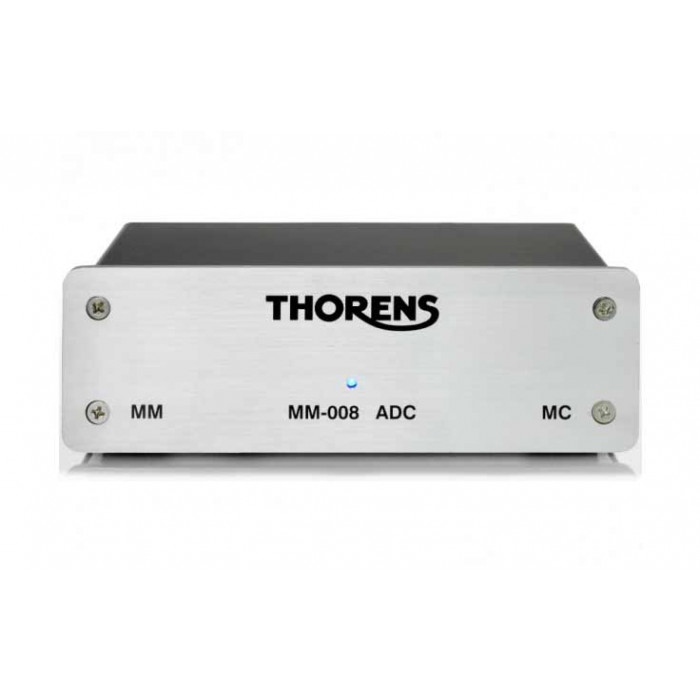 Thorens MM 008 ADC Silver