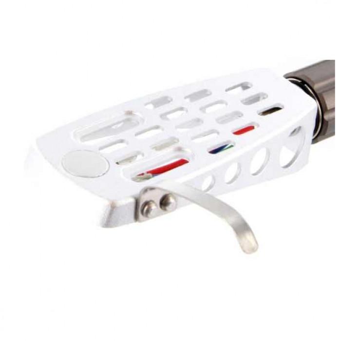 Площадка для крепления головки  к тонарму Tonar SME-Type Lightweight Headshell Silver
