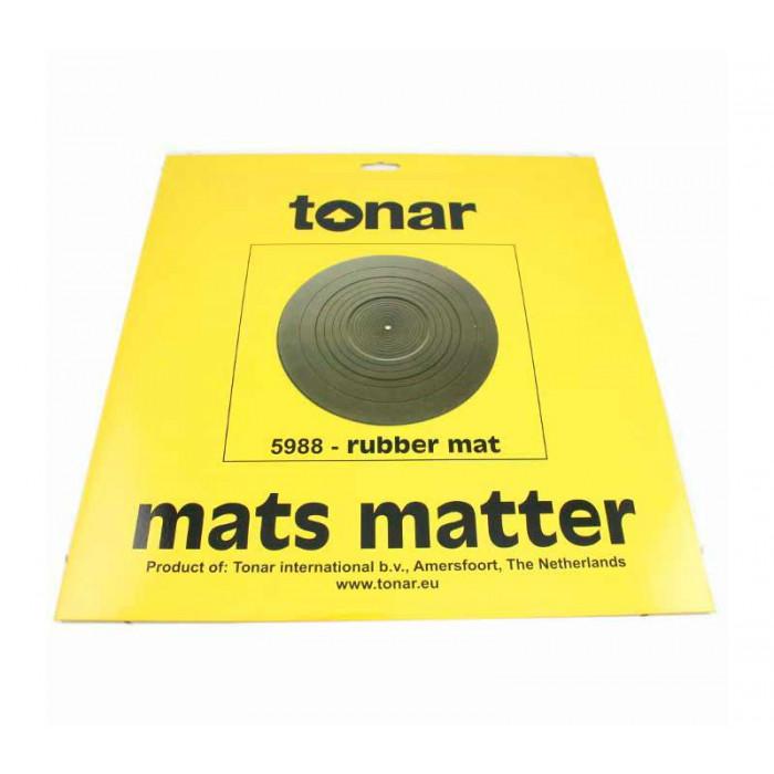 Мат антистатический для опорного диска винилового проигрывателя Tonar Nostatic Mat II