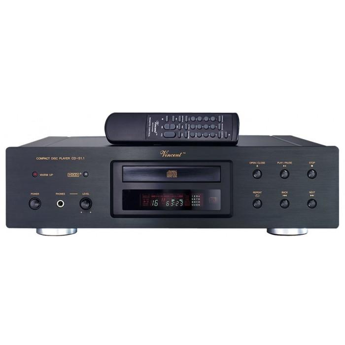 Vincent CD-S1.1 Black