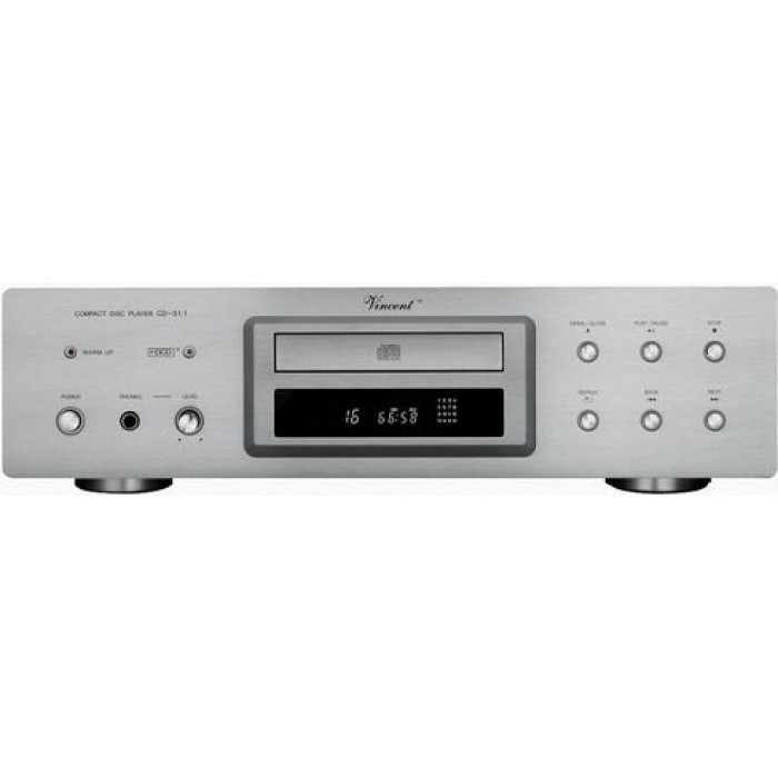 Vincent CD-S1.1 Silver