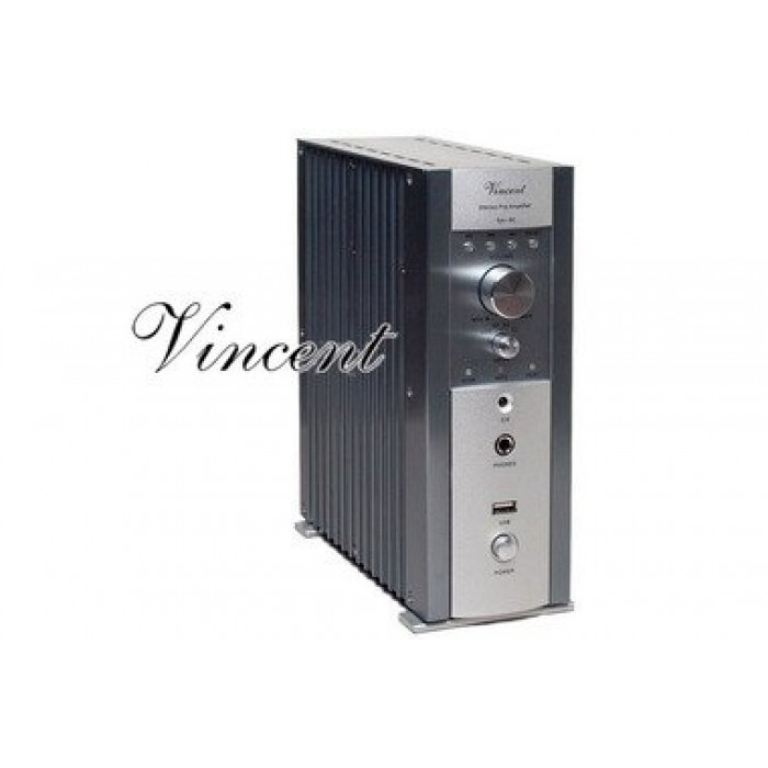 Vincent SA-96 with USB-Port Silver