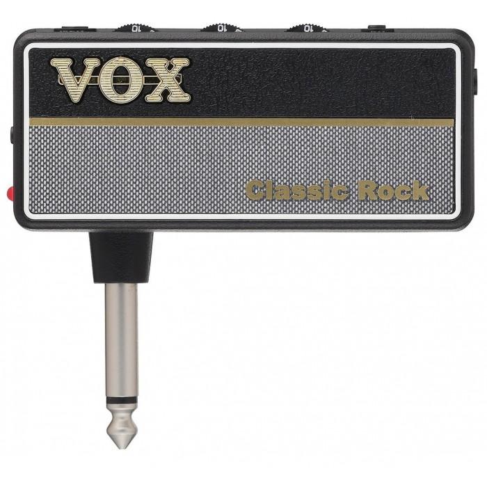 Гитарный усилитель для наушников VOX AMPLUG2 CLASSIC ROCK (AP2- CR)