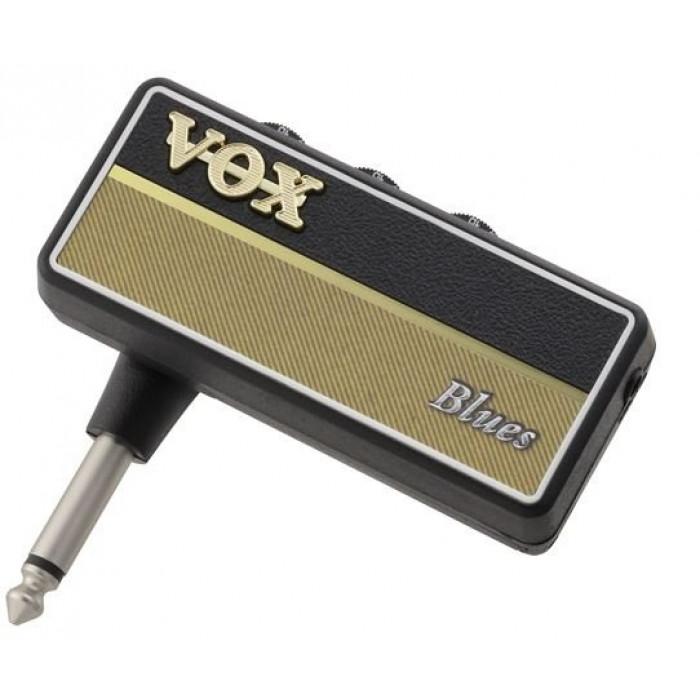 Гитарный усилитель для наушников VOX AP2-BL